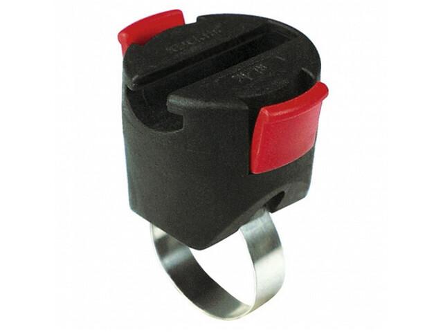 KlickFix Mini adaptateur pour câbles antivol, black